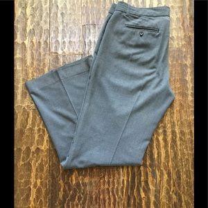 Express Editor Grey Pants - Size 10R (EUC)